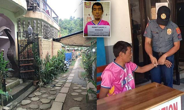 Backpacker, 21, from UK is raped 'by taxi driver' in the Philippines
