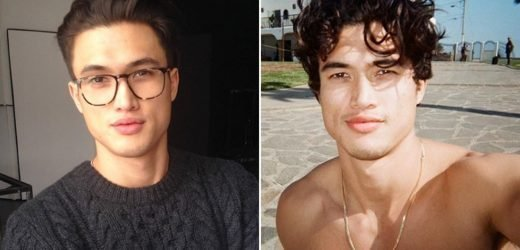 Charles Melton Is So Attractive, He's Practically Hotter Than the Sun