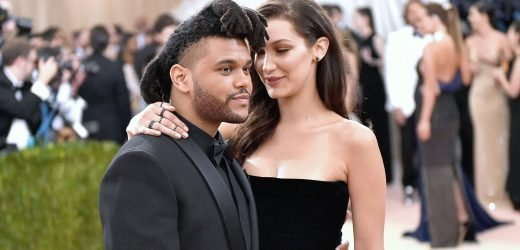 Inside The Weeknd's Jungle-Themed B-Day Party With Bella Hadid: Pics