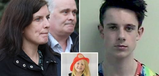 Alesha MacPhail's gran says naming her killer Aaron Campbell was 'last thing she wanted' as he 'doesn't deserve the fame'