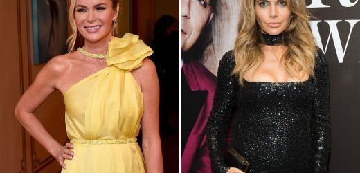Amanda Holden and Ayda Field will compete on this year's Celebrity Apprentice for Comic Relief