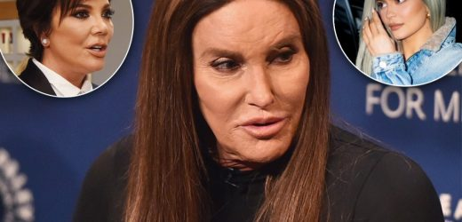 Caitlyn Jenner Axes 'Kylie Copy' Skincare Line After Blowout Fight With Kris