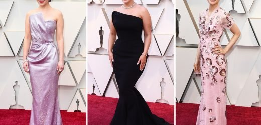 Oscars 2019 best dressed sees Emilia Clarke and Ashley Graham among the stars to win the red carpet style stakes