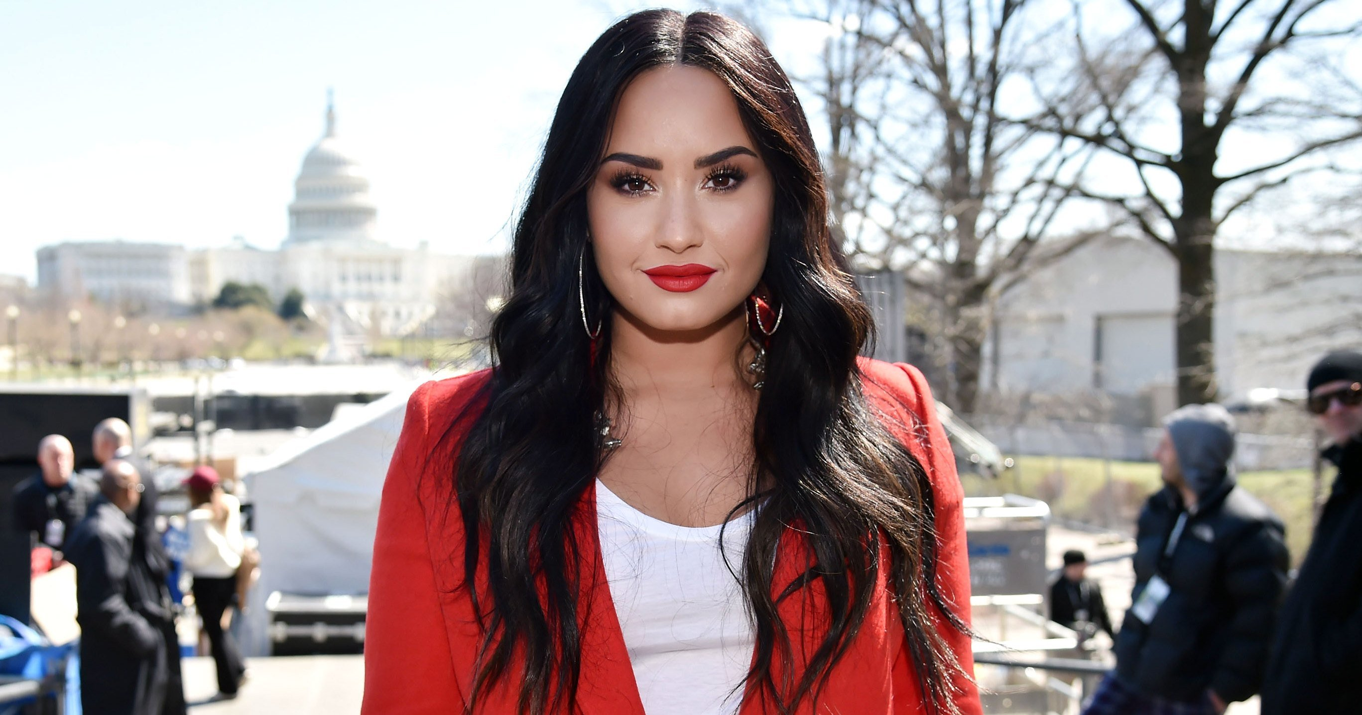 What Is the Meaning of Demi Lovato's New Rose Tattoo?