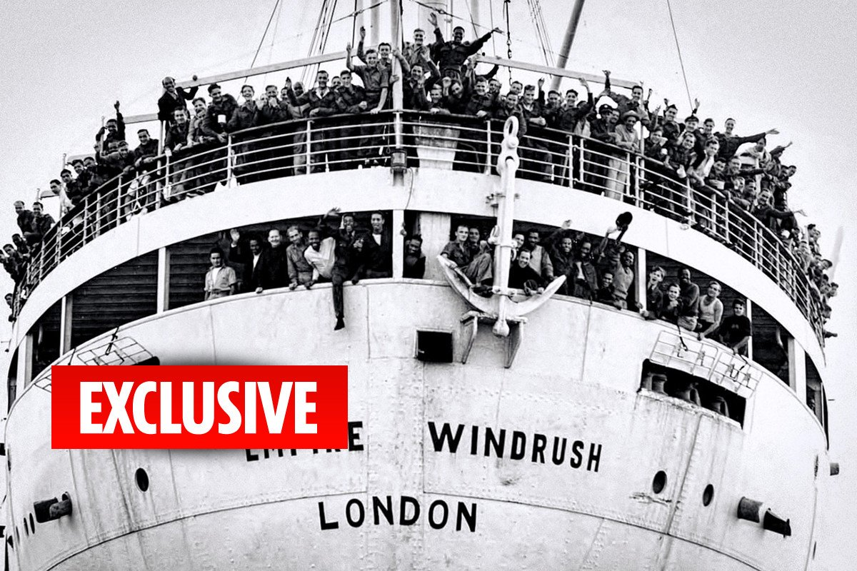 Taxpayers face having to cough up £310 MILLION for the Home Office's Windrush scandal