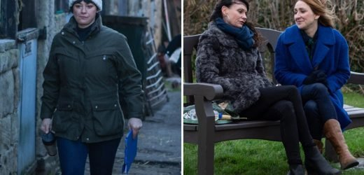 Emmerdale spoilers: Moira Barton discovers an intruder and Chas Dingle bonds with Laurel Thomas in International Women's Day episode