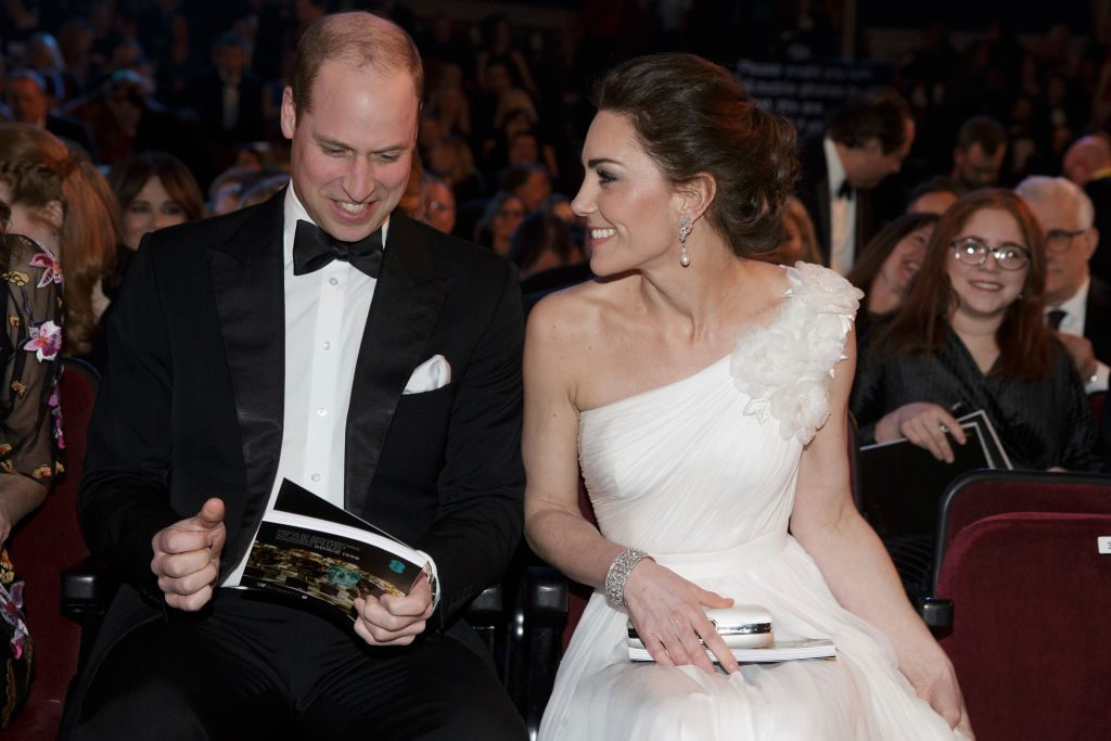 Why Did Prince William and Kate Middleton Go To The BAFTAs?