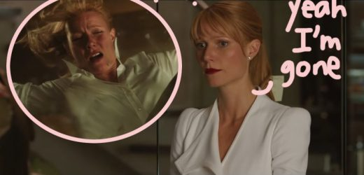 Gwyneth Paltrow Doesn't Give A Fudge About Marvel Secrecy, She's Out!