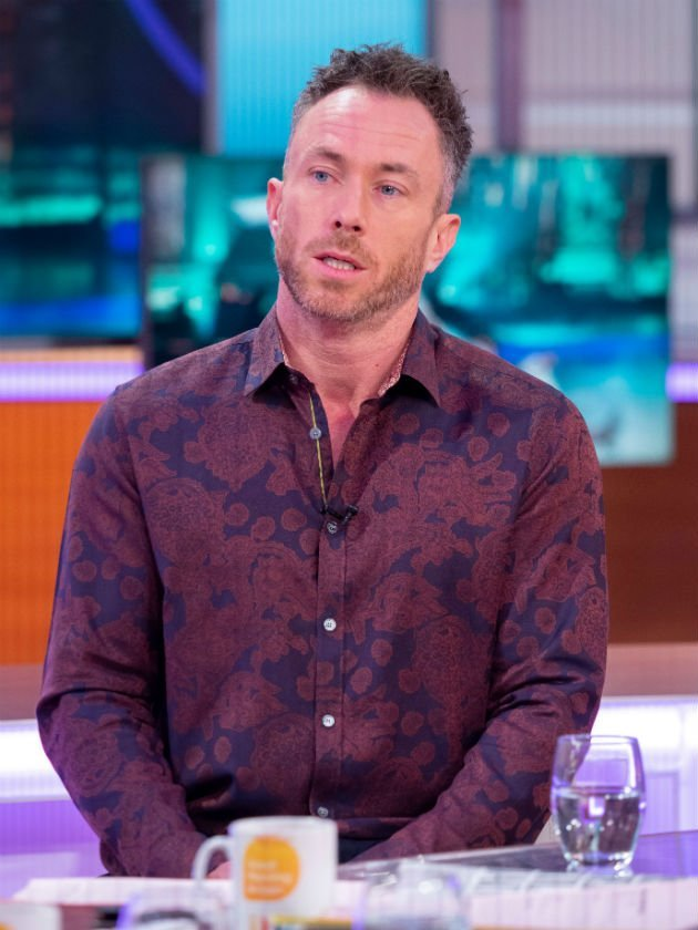 Dancing on Ice's James Jordan faces 'biggest fear' as he DROPS partner