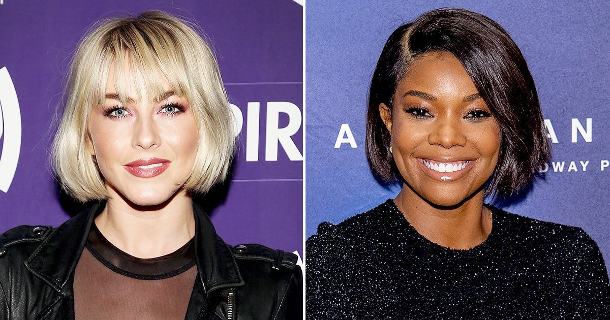 'AGT' Shake-Up: Julianne Hough, Gabrielle Union Replace Mel B and Heidi Klum