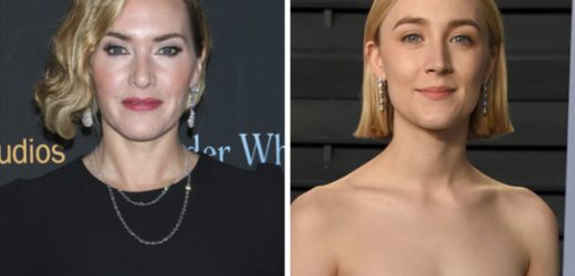 Kate Winslet-Saoirse Ronan Romance 'Ammonite' Pre-Sells To Sony, Lionsgate & Transmission After Heated Auction