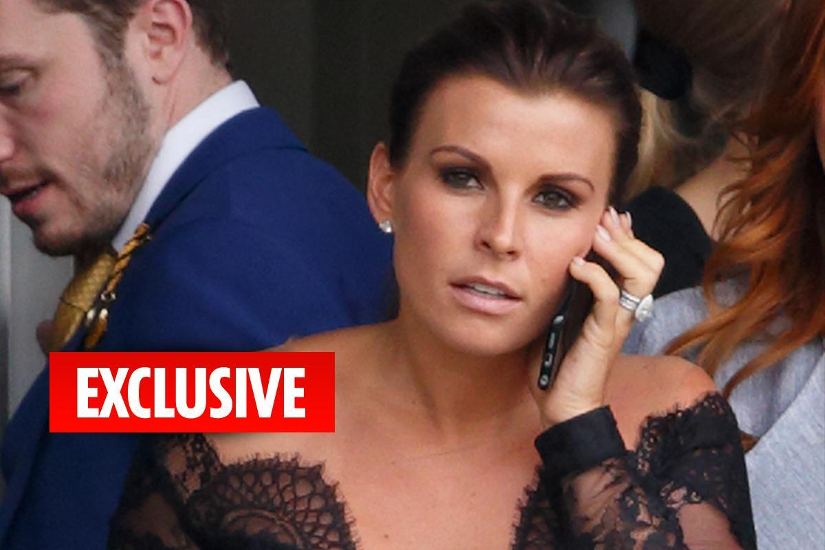 Coleen Rooney HASN'T forgiven Wayne for night out with barmaid despite reports but refuses to ditch wedding ring