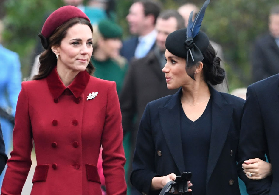 How Does Meghan Markle and Kate Middleton's Relationship Compare to Fergie and Diana's?