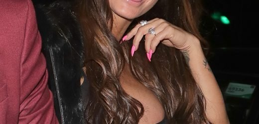 Katie Price 'escorted out of bar' after getting 'too drunk' to walk