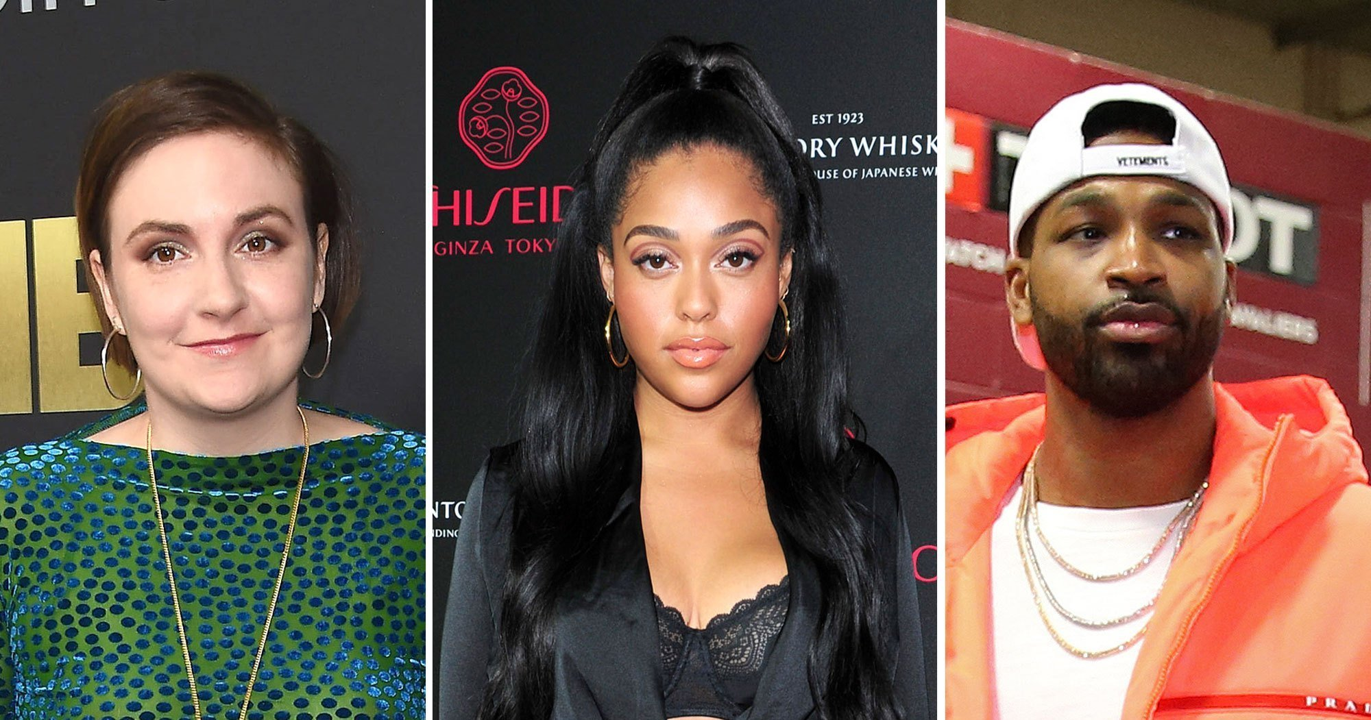 Lena Dunham Defends Jordyn Woods Amid Tristan Thompson Cheating Scandal