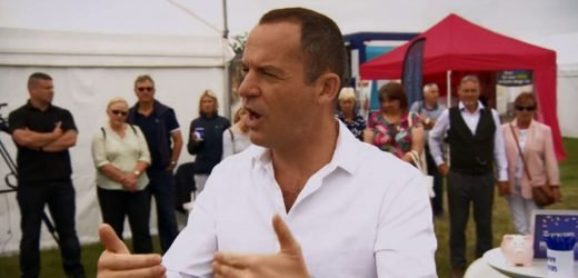 Martin Lewis reveals five ways to claim back HUNDREDS of pounds