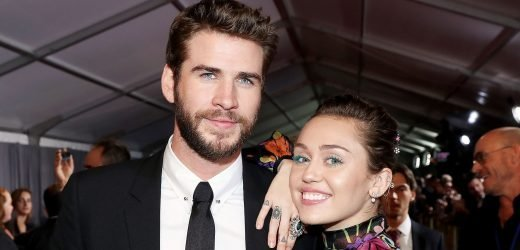 Miley Cyrus' NSFW Valentine's Day Tweet for Liam Will Make Your Jaw Drop