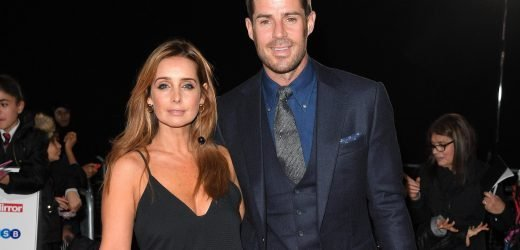 Louise Redknapp admits ex Jamie is still her 'best friend' after 'really tough' divorce