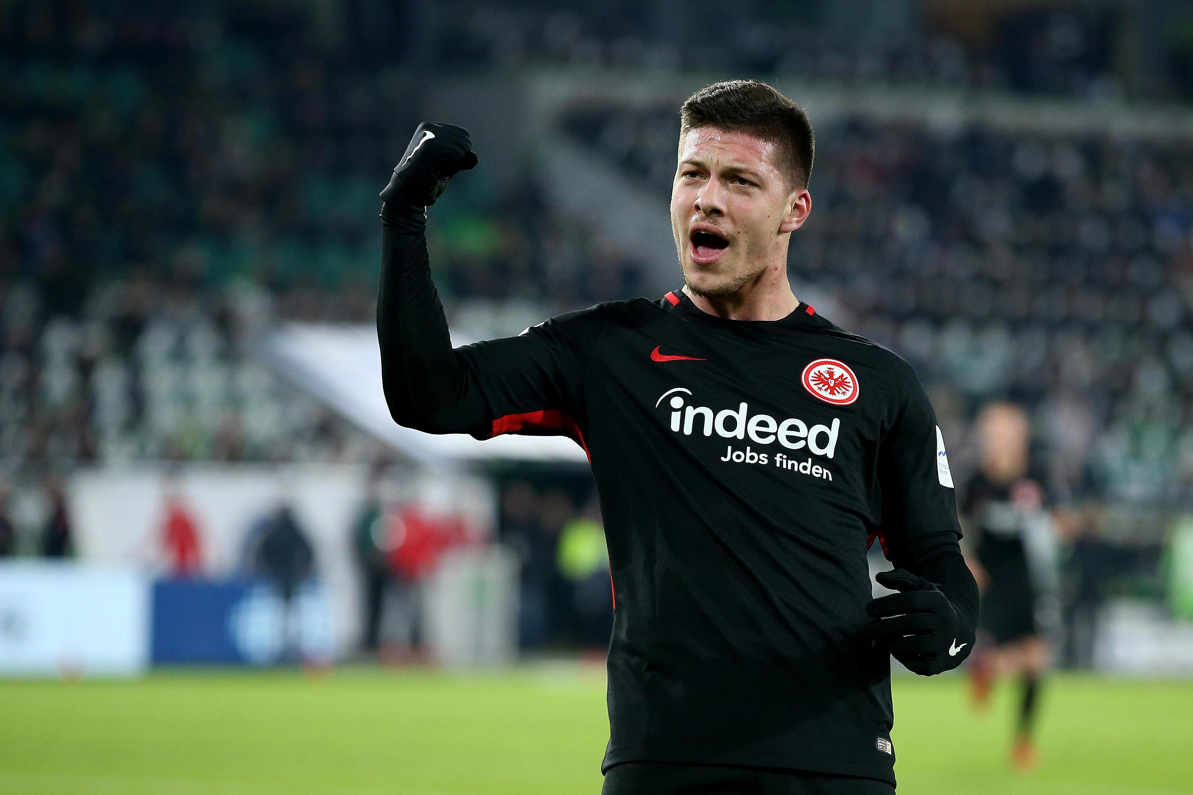 Barcelona to pip Chelsea in race to land Eintracht Frankfurt star Luka Jovic