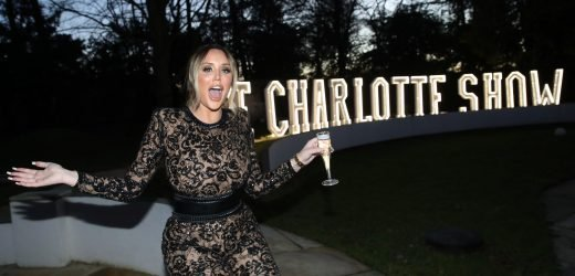 Inside Charlotte Crosby's wild house party in her luxury Newcastle home as she celebrates the second series of her MTV reality show
