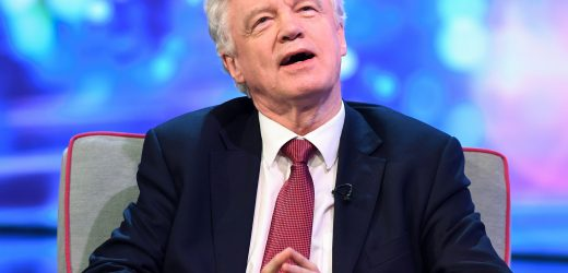 David Davis fires the starting gun on race to replace Theresa May – insisting he's best person to be PM