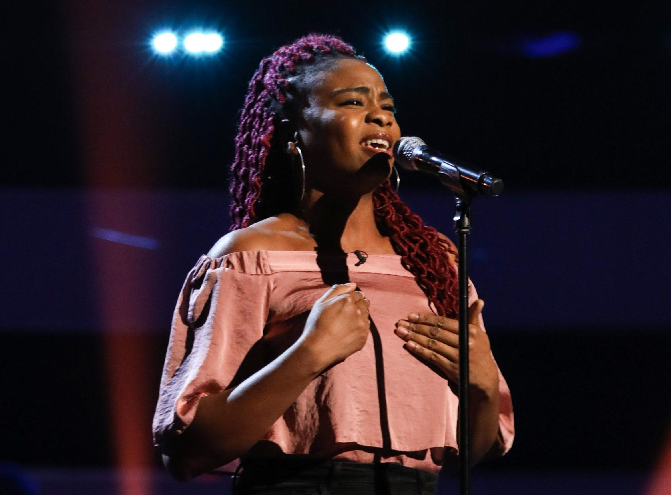 Who is Gisela Green? The Voice 2019 contestant and singer from London