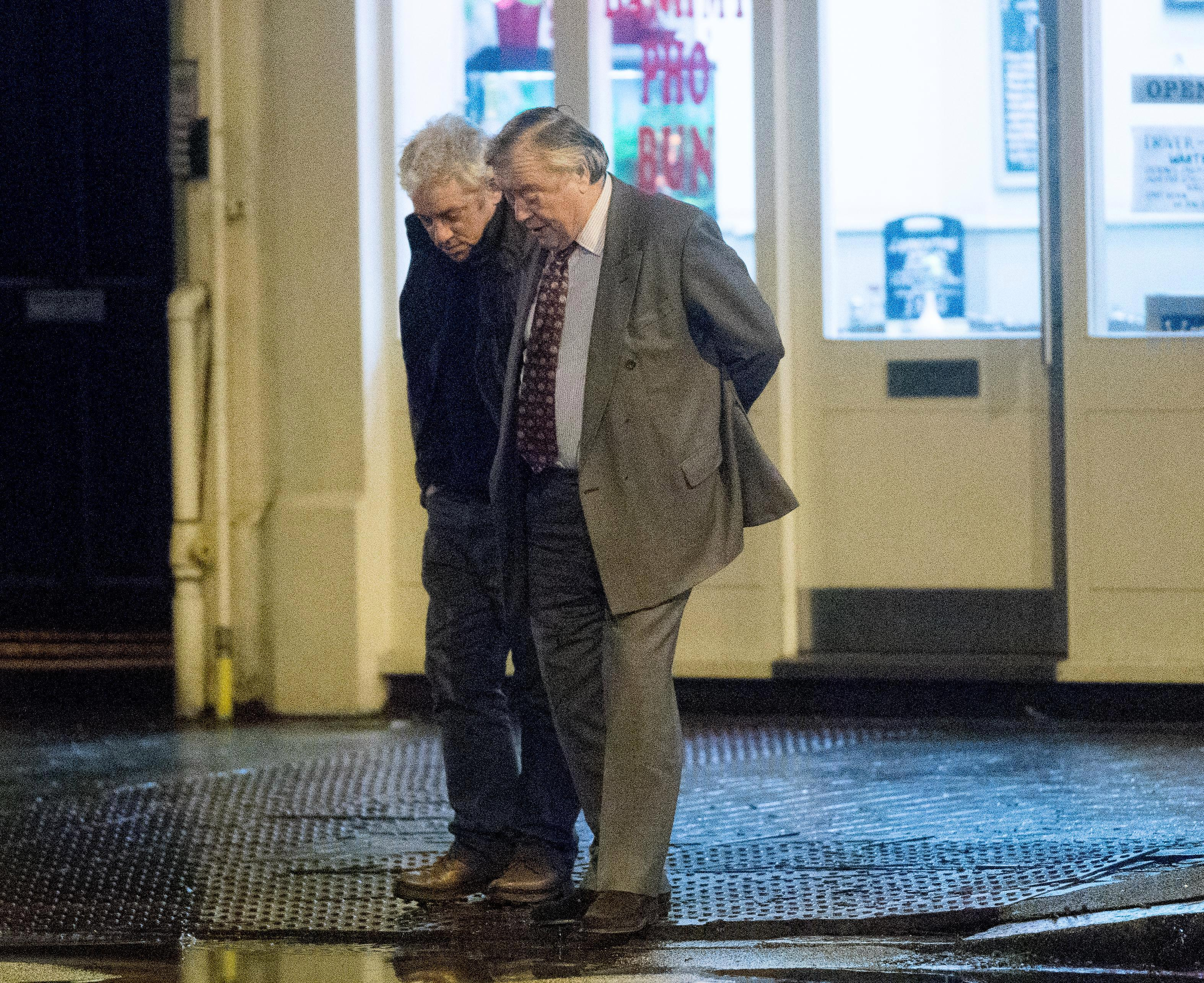 Remainer John Bercow accused of plotting with anti-Brexit MPs after secret curry house talks with Ken Clarke