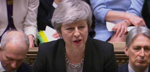 Does Theresa May still have a working majority in Parliament?
