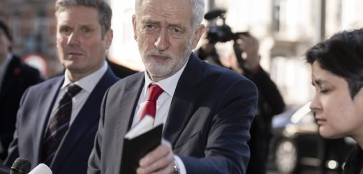 Labour on the brink of backing second Brexit referendum in bid to stop more MPs quitting and joining Independent Group