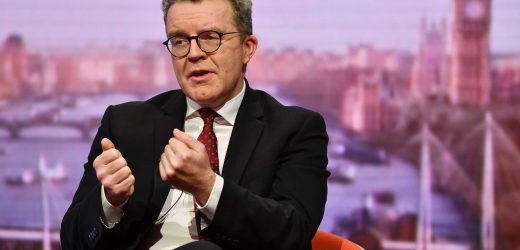 Labour's Deputy Tom Watson says he'll launch bid for second referendum if PM doesn't bend on Brexit