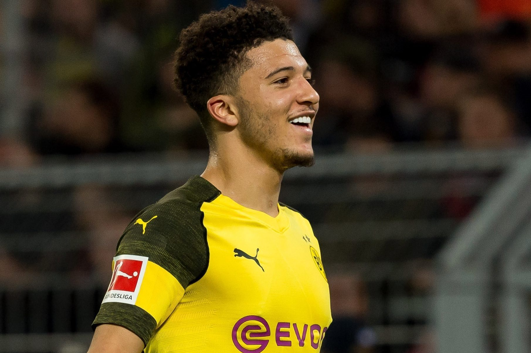 Man City under FA investigation over £200,000 payment to Jadon Sancho agent