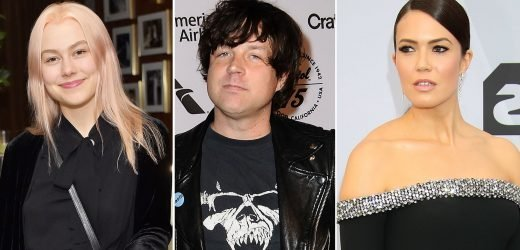 Mandy Moore Supports Phoebe Bridgers After Accusing Ryan Adams of Abuse