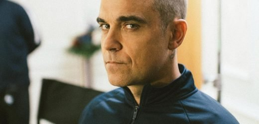 Robbie Williams becomes wellness guru as he reveals he's quit smoking and tells fans to 'join me'