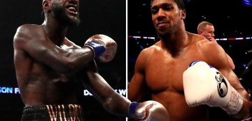 Deontay Wilder says he WILL fight Anthony Joshua next after beating Tyson Fury in mouth-watering rematch