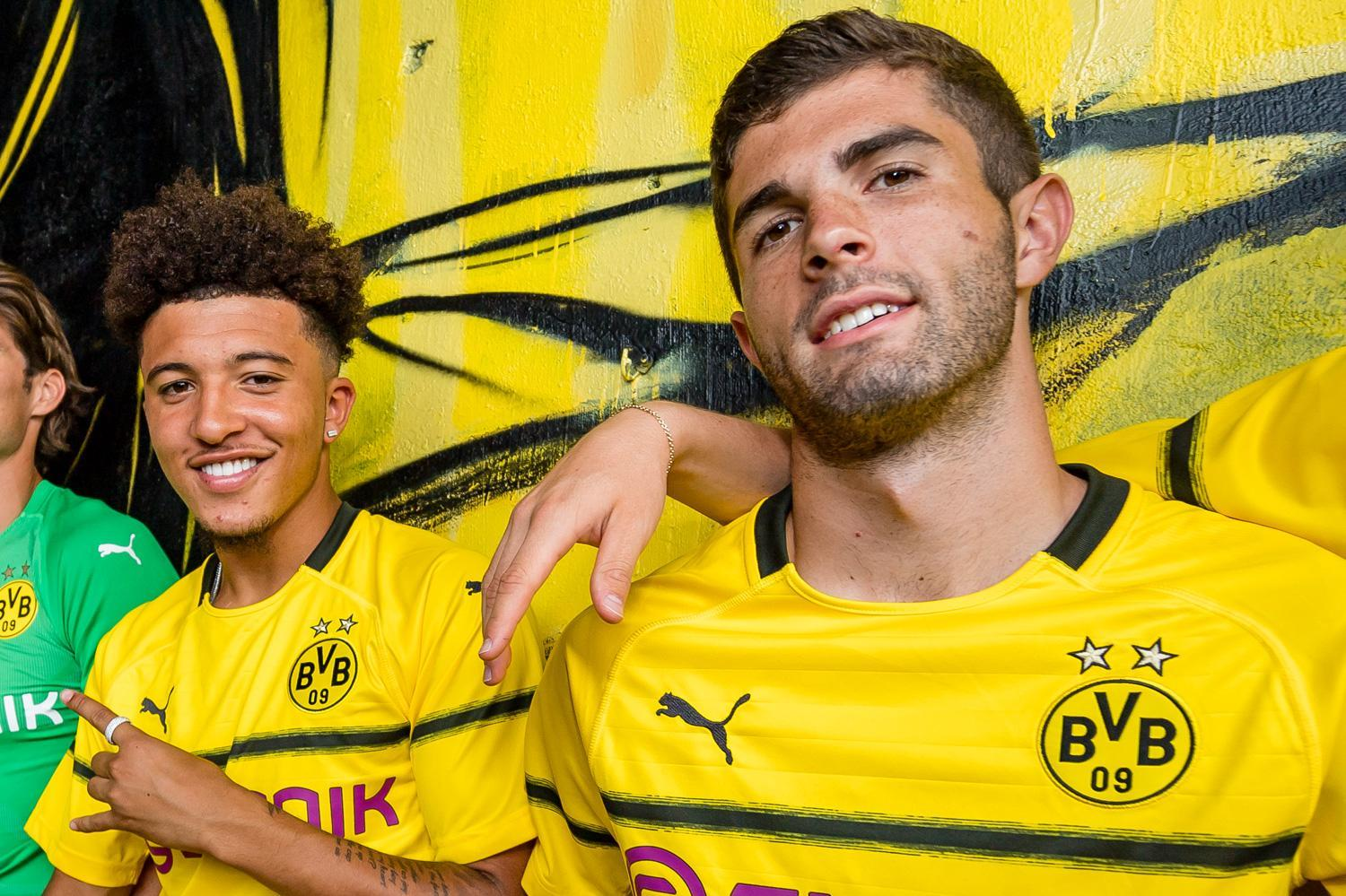 Jadon Sancho tells Chelsea fans what they will get from Christian Pulisic