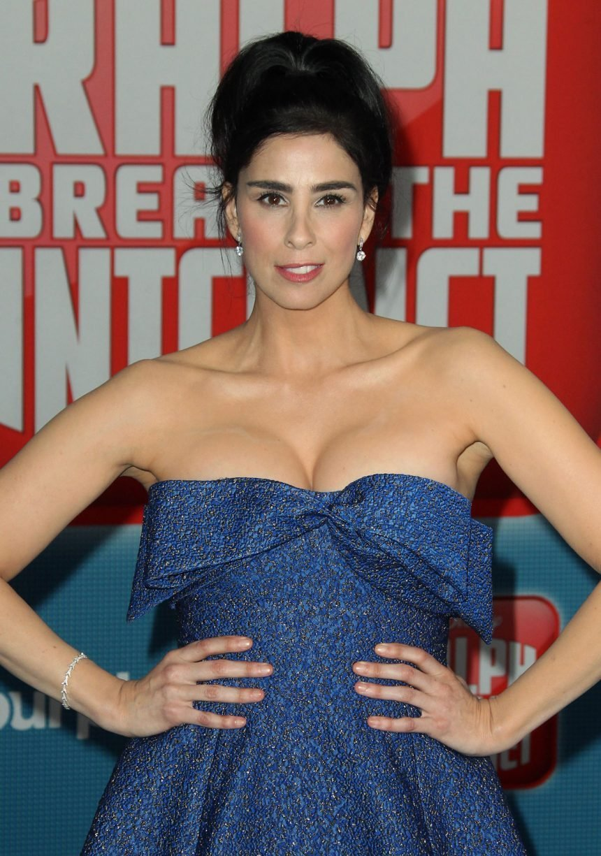 Sarah Silverman Reveals 'Sh***y' Experience With Male Radiologist Using His Bare Hands To Apply Ge