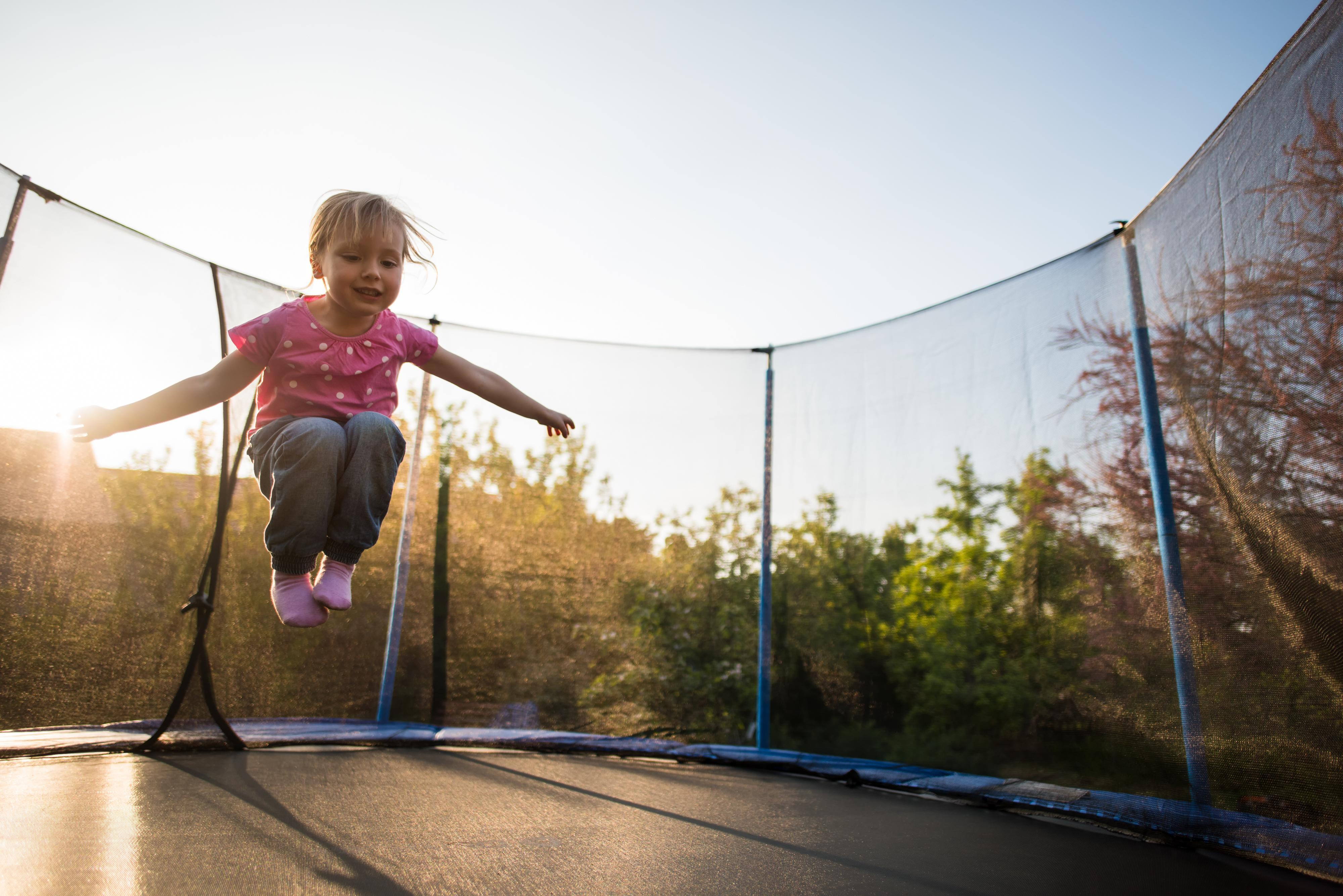Best trampolines for kids and the family: from subtle sunken styles to those with sturdy safety nets
