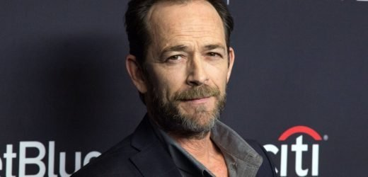 Medical Crisis: '90210' Star Luke Perry Rushed To Hospital After Suffering Stroke