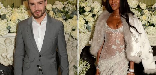 Liam Payne hints at his rocky love life with Naomi Campbell saying his book would be called 'It's A Mistake But I'm Working On It'
