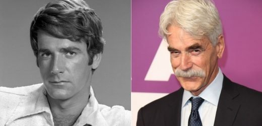 A Star Is Born's Sam Elliott Is Handsome Now, But DAMN, Look at These Pics From the '70s