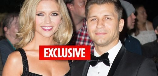 Strictly pro Pasha Kovalev quit because girlfriend Rachel Riley feared show's curse after he was paired with attractive partners
