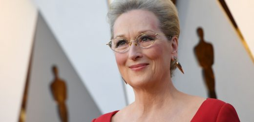 We Missed Oscar Queen Meryl Streep at This Year's Academy Awards