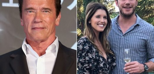 Arnold Schwarzenegger Opens Up About Daughter Katherine's Engagement to Chris Pratt for the First Time