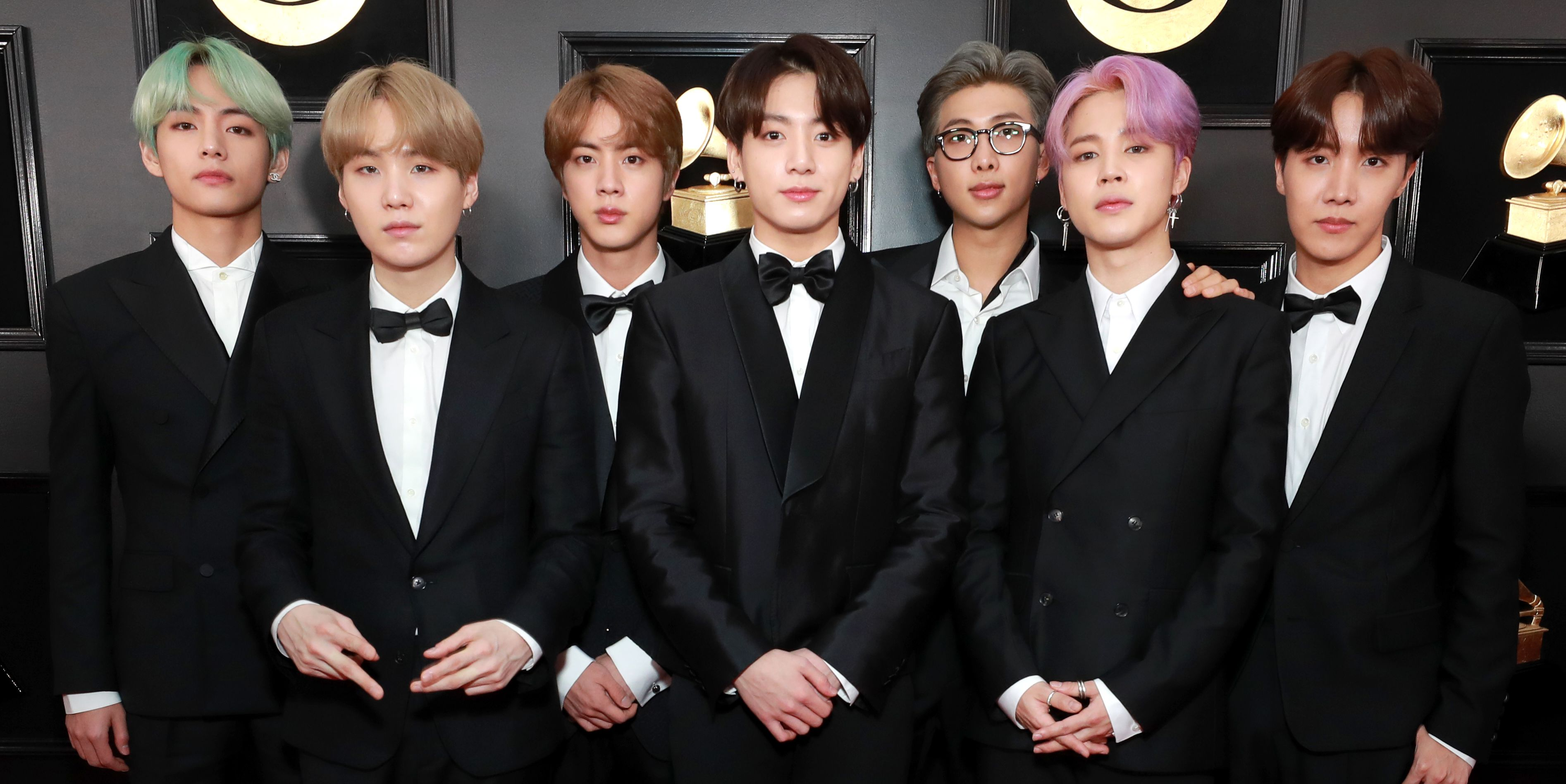 This Is Literally Just an Appreciation Post for BTS's Complete FIRE Grammys Looks
