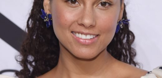 "Grammys Host Alicia Keys Is Planning A ""Never Been Done Before"" Show"
