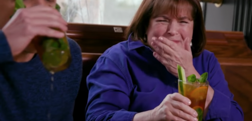 Seth Meyers & Ina Garten's Day Drinking Video Will Make You Giggle, Just Like She Did