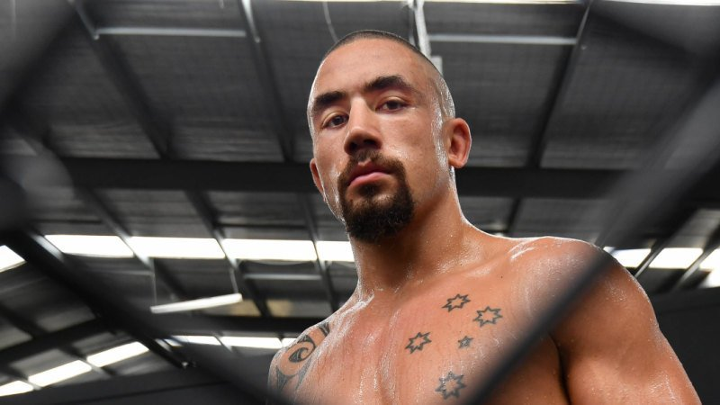 Robert Whittaker ruled out of UFC 234 title defence