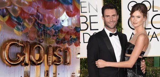 Behati Prinsloo & Adam Levine's Daughter Turns One with the Sweetest Party