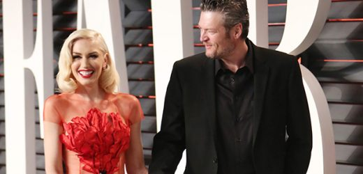 Blake Shelton Raves Over Gwen Stefani After She Gifts Him With Romantic Cake For Valentine's Day