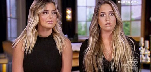 Brielle Biermann & Little Sis Ariana, 17, Look Like Twins With Plump Lips & Wavy Blonde Hair In New Pic